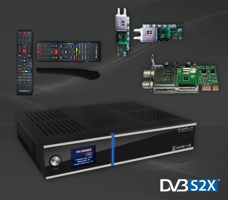 GIGABLUE HD 800 Ultra UE PLUS - NEW VERSION 2
