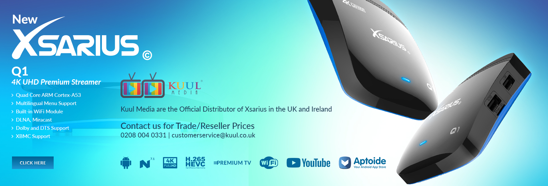 Kuul Media | Kuul Limited | IPTV Box